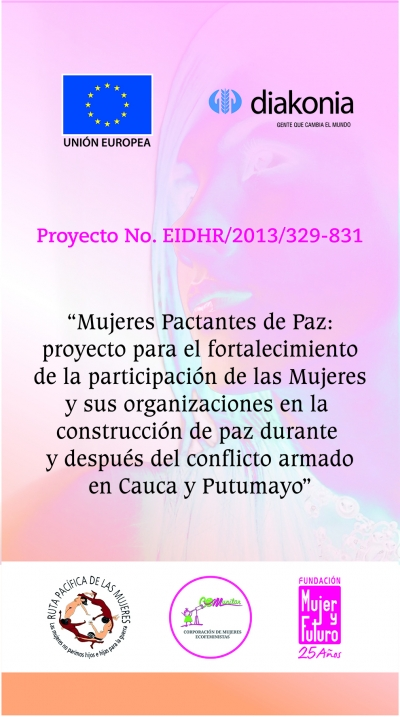 Proyecto Mujeres Pactantes de Paz
